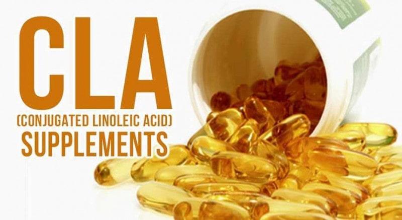 CLA - Giảm cân nhanh chóng - cla supplements