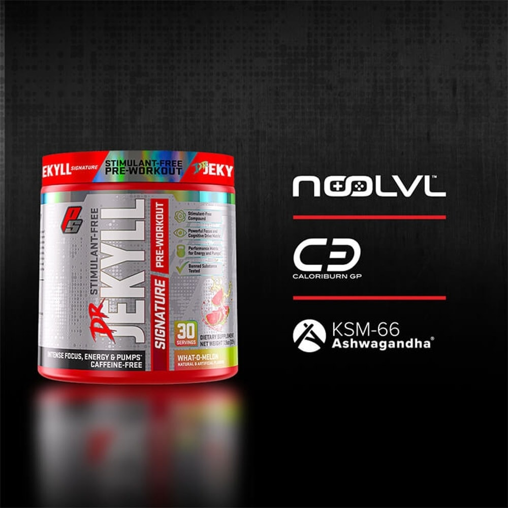 ProSupps - Dr. Jekyll Signature (30 lần dùng) - dr jekyll signature series
