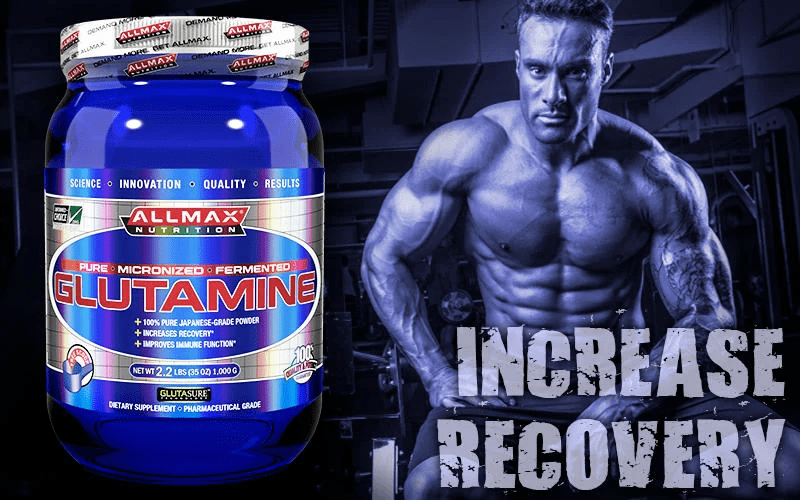 AllMAX Nutrition - Micronized Glutamine (400gram) - glutaminead