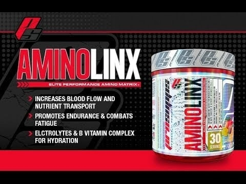 ProSupps - AminoLinx (30 lần dùng) - hqdefault