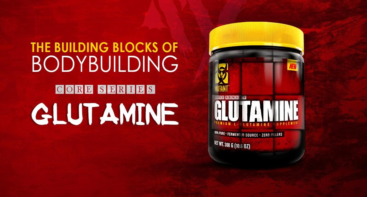 Mutant - Glutamine (300g) - image