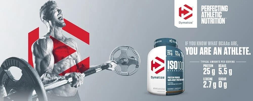 Dymatize - ISO100 (5 Lbs) - iso100new