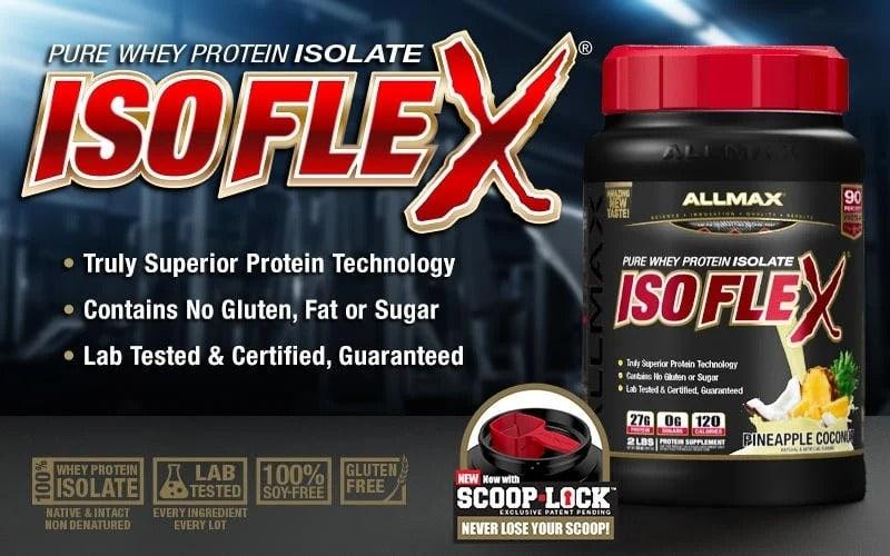 AllMAX Nutrition - IsoFlex (2 Lbs) -