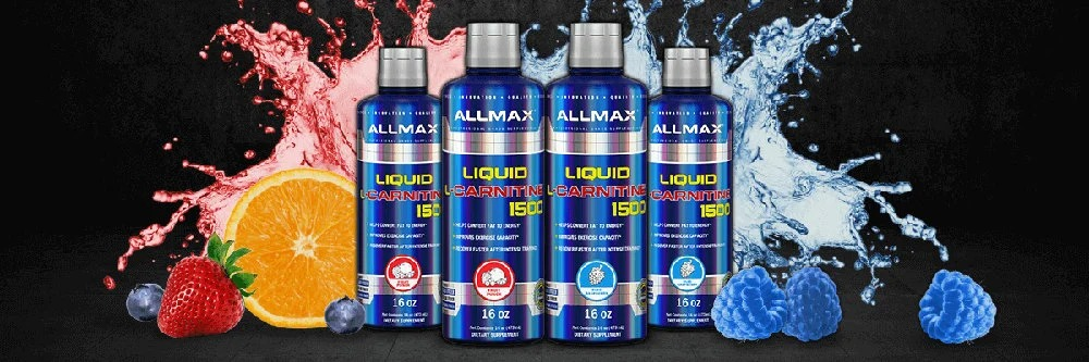AllMAX Nutrition - Liquid L-Carnitine (473ml) - lcarnitine ad new