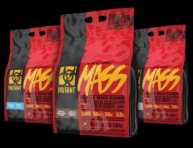 Mutant - Mass (15 Lbs) - mass bags