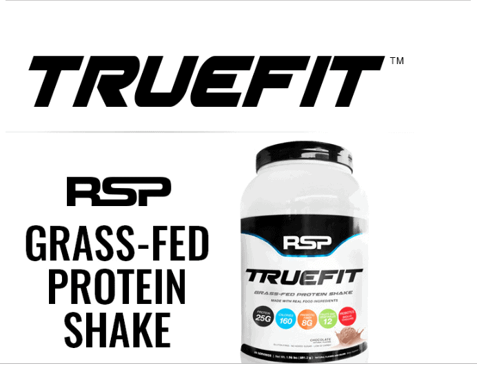 RSP - TrueFit Grass-Fed Protein (4 Lbs) - mo ta 9