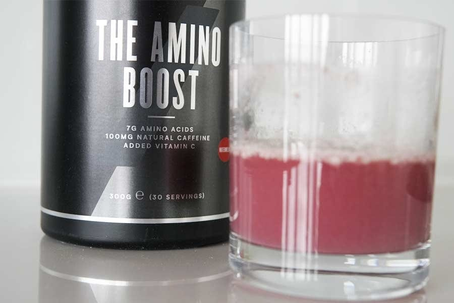 Myprotein - THE Amino Boost (30 lần dùng) - myprotein the amino boost 2
