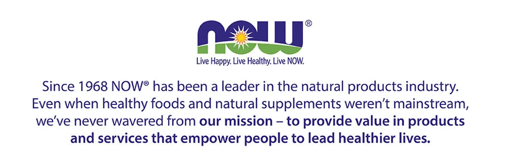 NOW - Vitamin D-3 5,000 IU (240 viên) - now mission statement