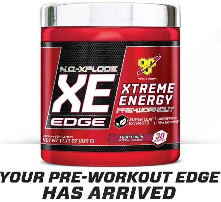 BSN - NO-Xplode XE Edge (30 lần dùng) - noxplode
