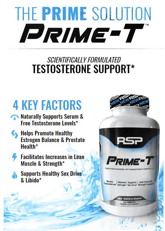 RSP - Prime-T (120 viên) - prime