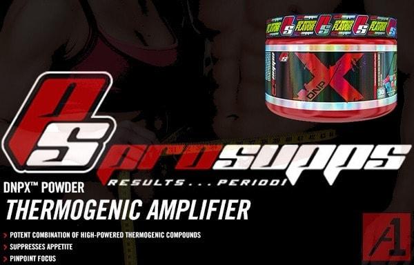 ProSupps - DNPX Powder (30 lần dùng) - prosupps dnpx banner 2