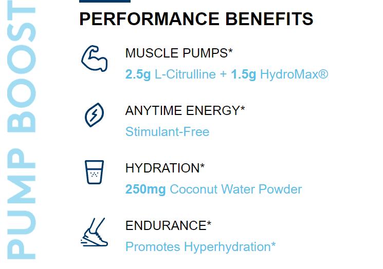 RSP - Pump Boost (30 lần dùng) - pumb