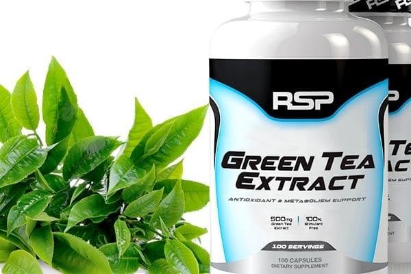 RSP - Green Tea Extract (100 viên) - rspgreentea