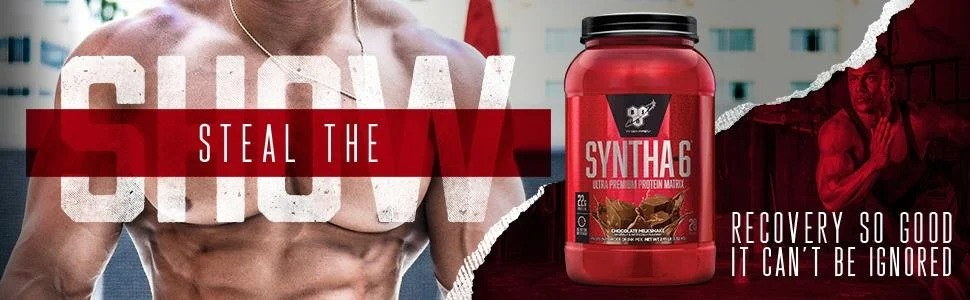 BSN - Syntha-6 (10 Lbs) - syntha 6 footer