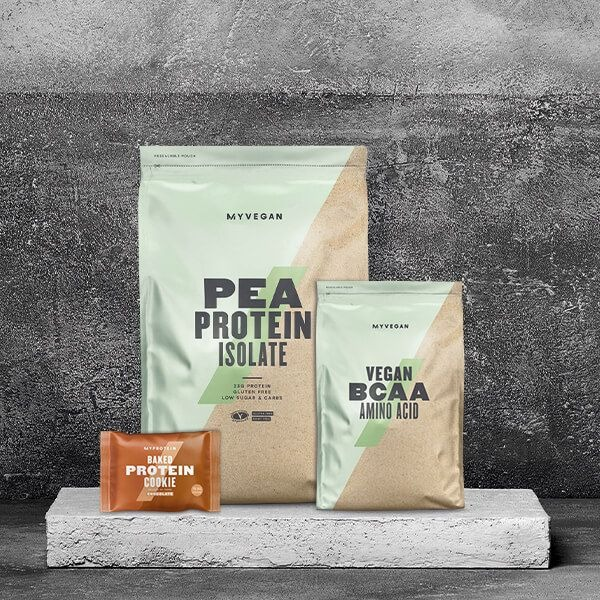 Myvegan - Pea Protein Isolate (1KG) - 0d46c0a1d00f32ee23ddf3dcef935e24