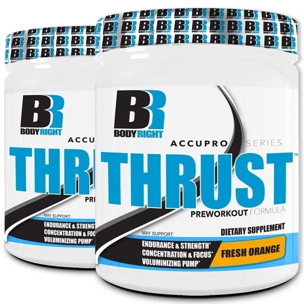 Body Right - Thrust (30 lần dùng) - 2 x 30 servings body right thrus