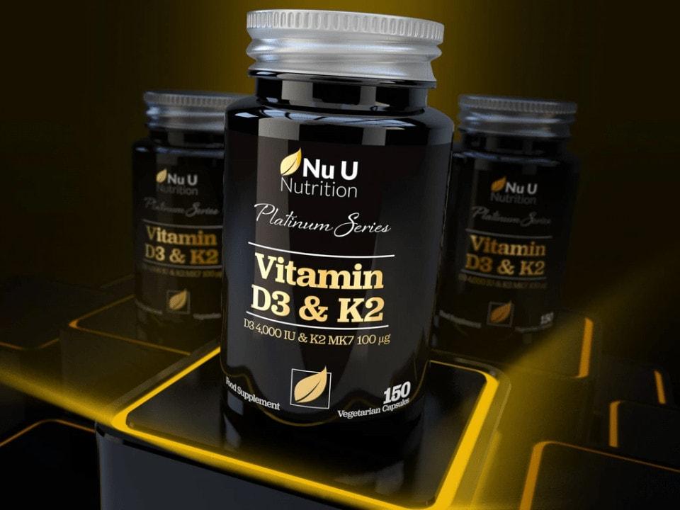 Nu U Nutrition - Platinum Series Vitamin D3 & K2 (150 viên) - 5 2 1024x1024 1 960x720 1