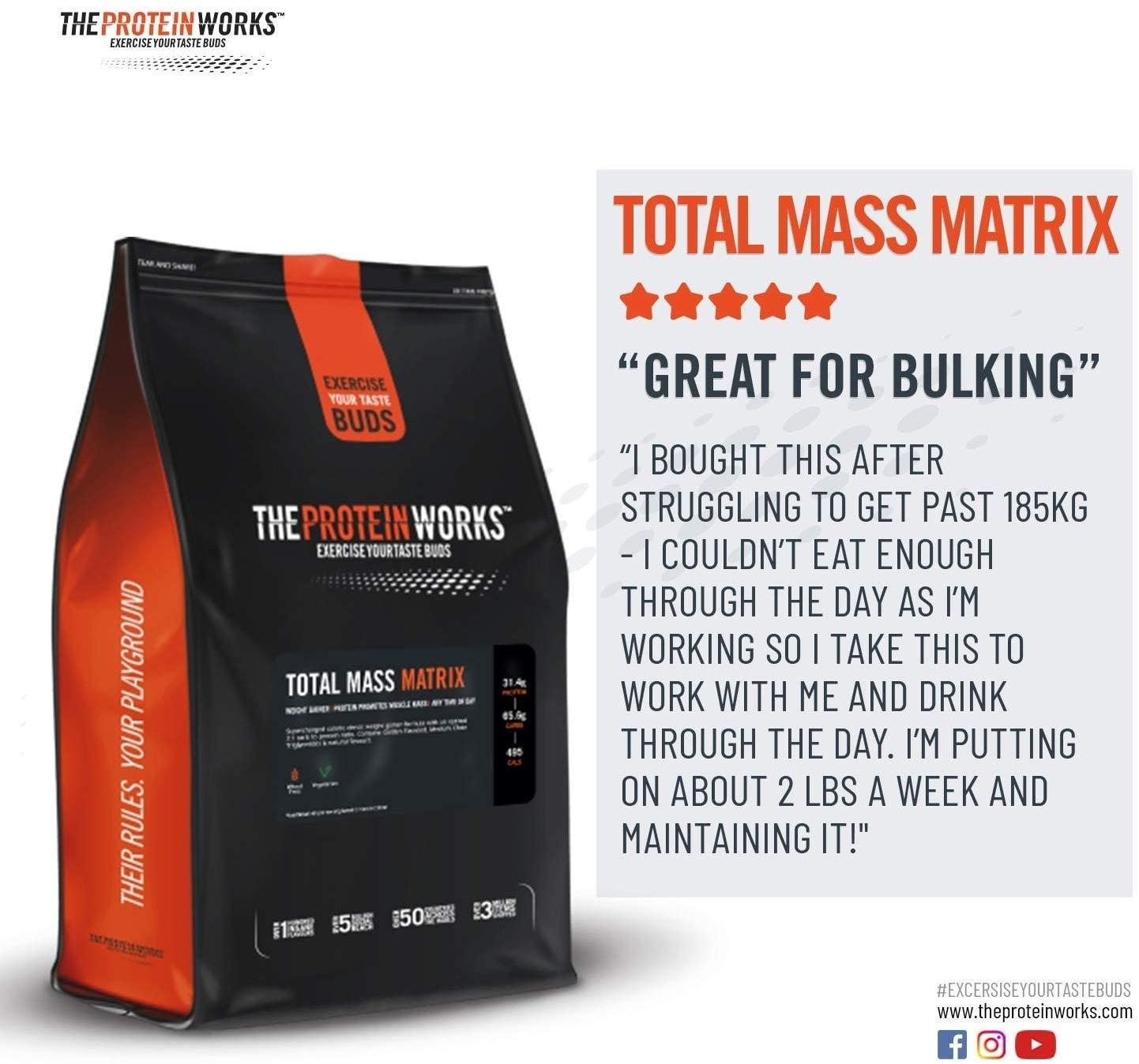 TPW - Total Mass Matrix (2KG) - 71hkpkg6 ul