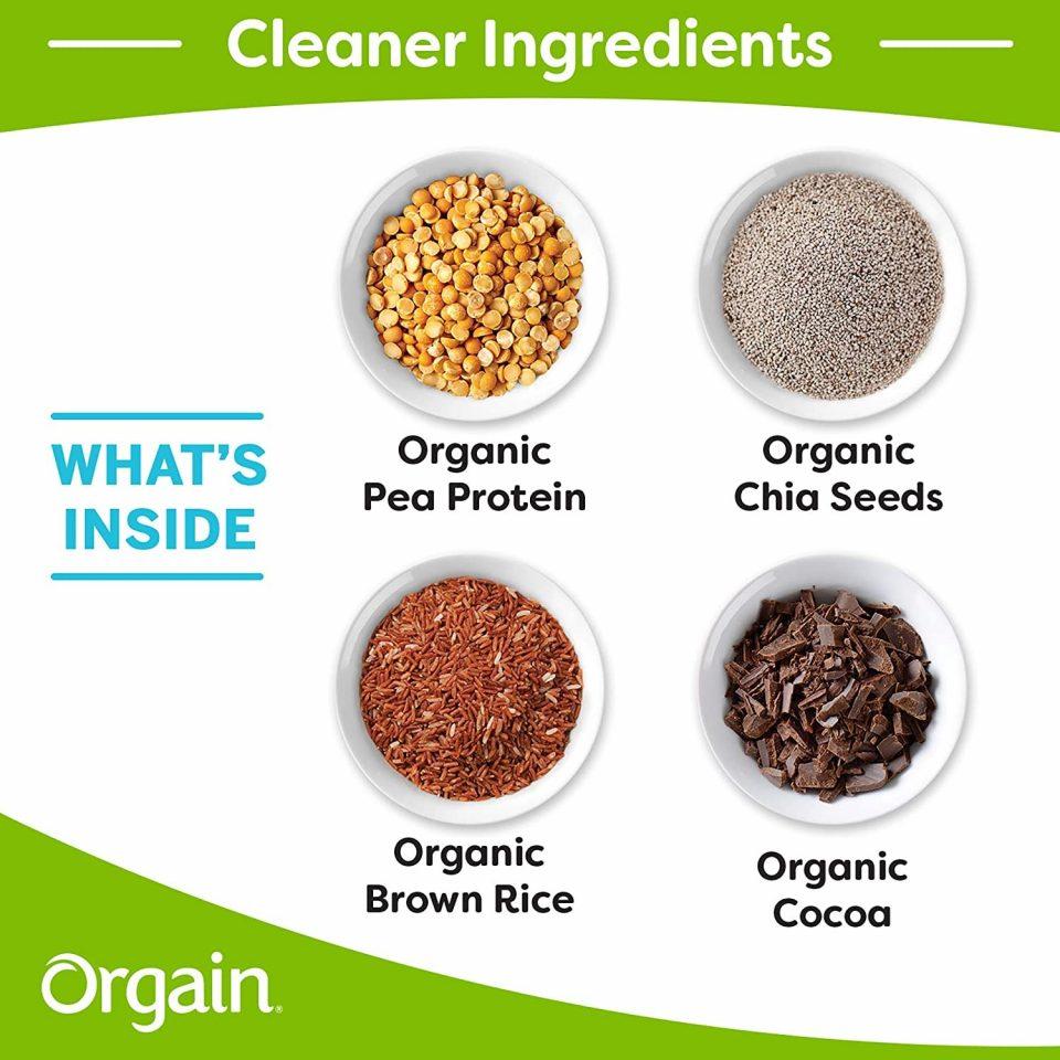 Orgain - Organic Protein (2 Lbs) - 81riocifjl sl1500 960x960 1