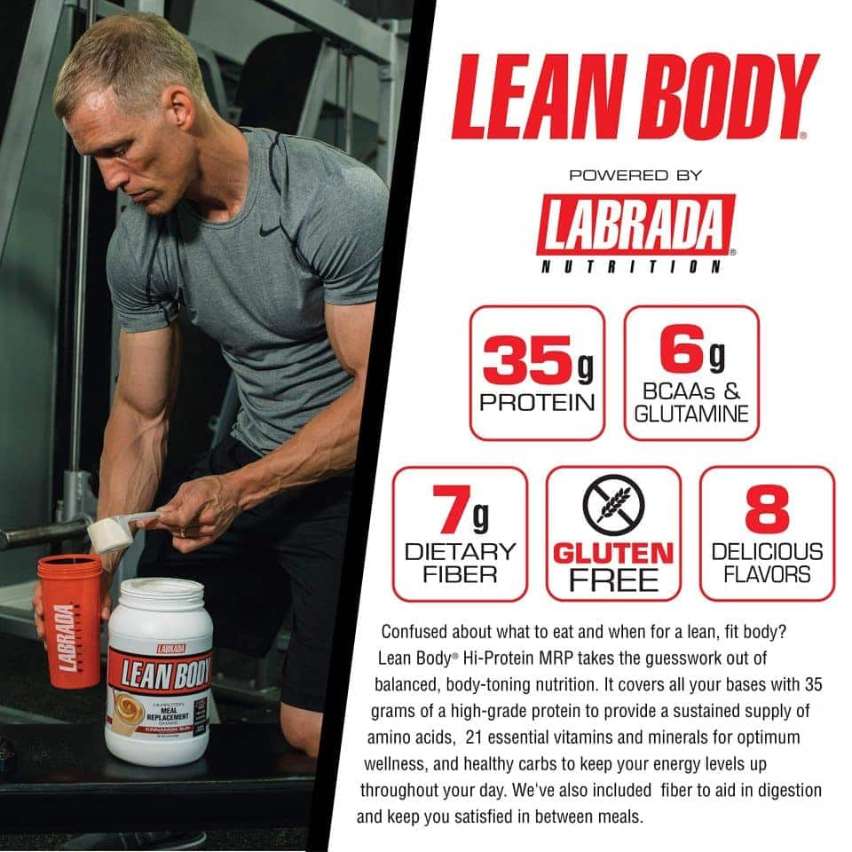 Labrada - Lean Body MRP (30 lần dùng) - 91f7m2eeqel 960x960 1