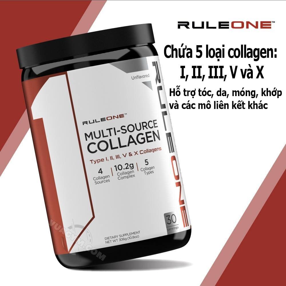 Rule 1 - R1 Multi-Source Collagen (30 lần dùng) - album 13