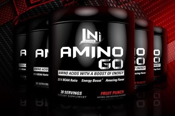 Lecheek Nutrition - Amino Go (30 lần dùng) - aminogo