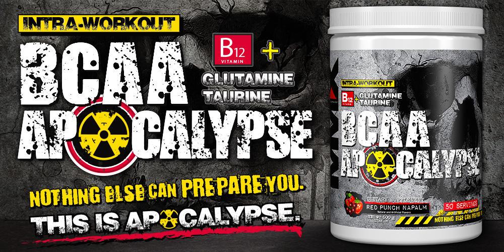 MuscleMaxx - BCAA Apocalypse (Sample) - bcaaheader