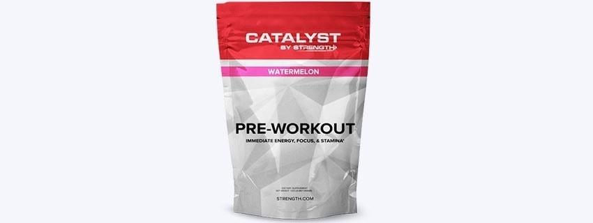 Catalyst - Pre-workout (30 lần dùng) - catalyst preworkout strength pro