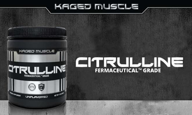 Kaged Muscle - Citrulline (200g) - citrulline header