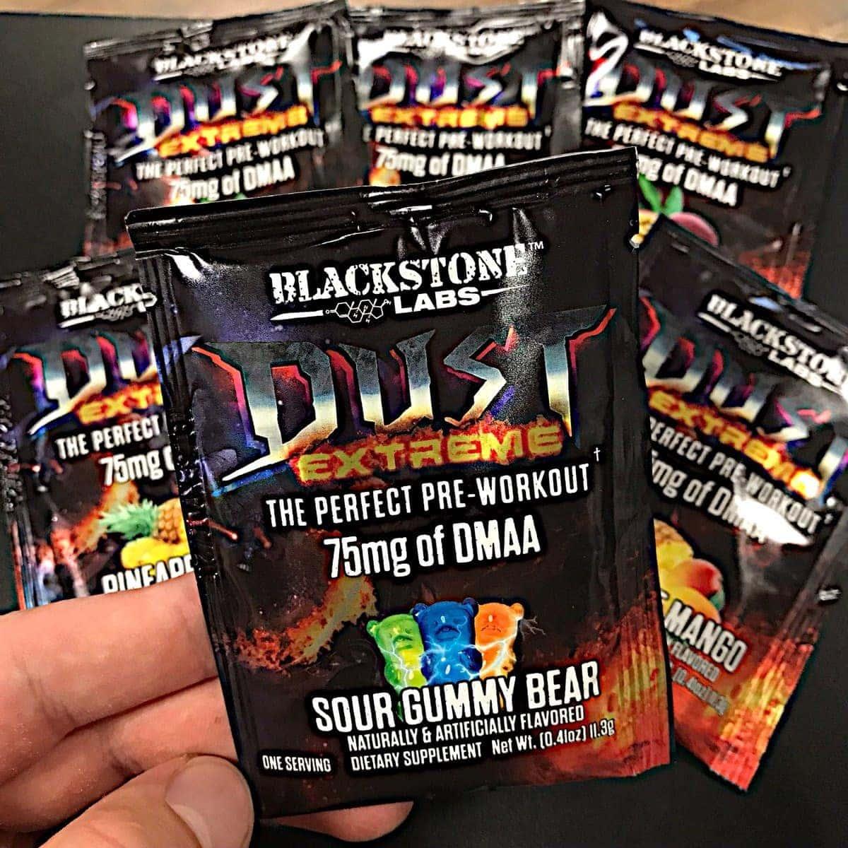 Blackstone Labs - Dust Extreme (Sample) - djjuypbx0am vkf