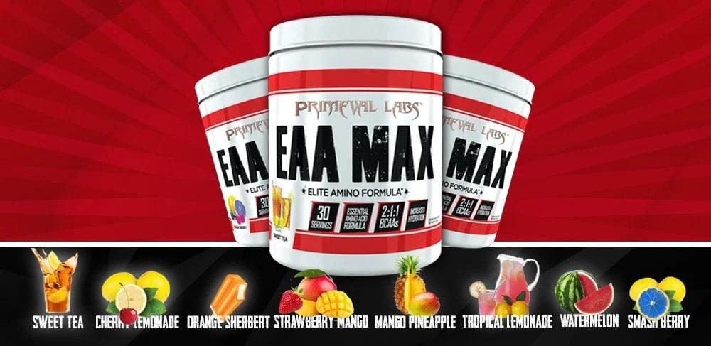 Primeval Labs - EAA Max (30 lần dùng) -