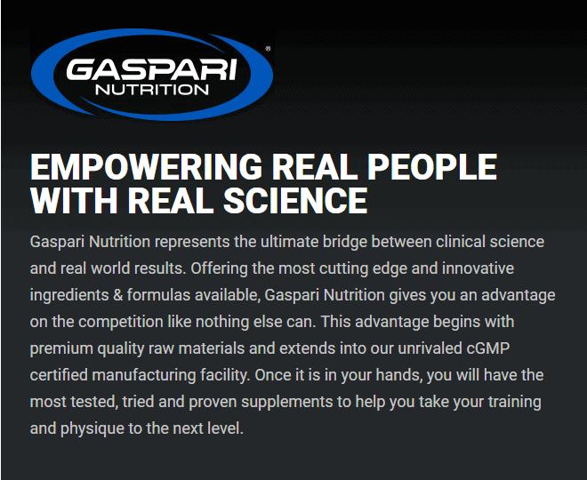 Gaspari - Precision Protein (4 Lbs) - ga