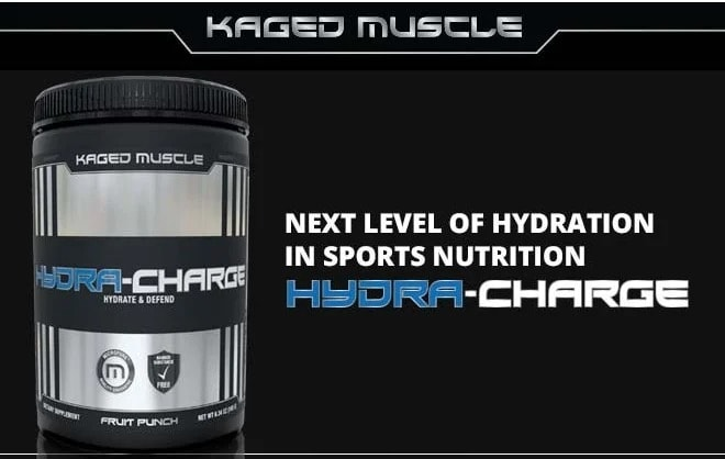 Kaged Muscle - Hydra Charge (60 lần dùng) - hydracharge header