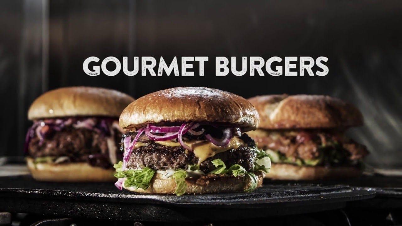 Gia vị ăn kiêng Weber Gourmet Burger - 5.75oz (164g) -