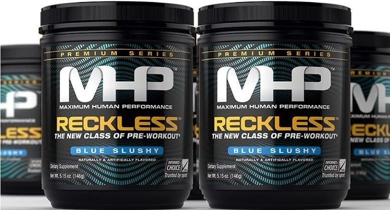 MHP - Reckless (30 lần dùng) - mhp reckless review