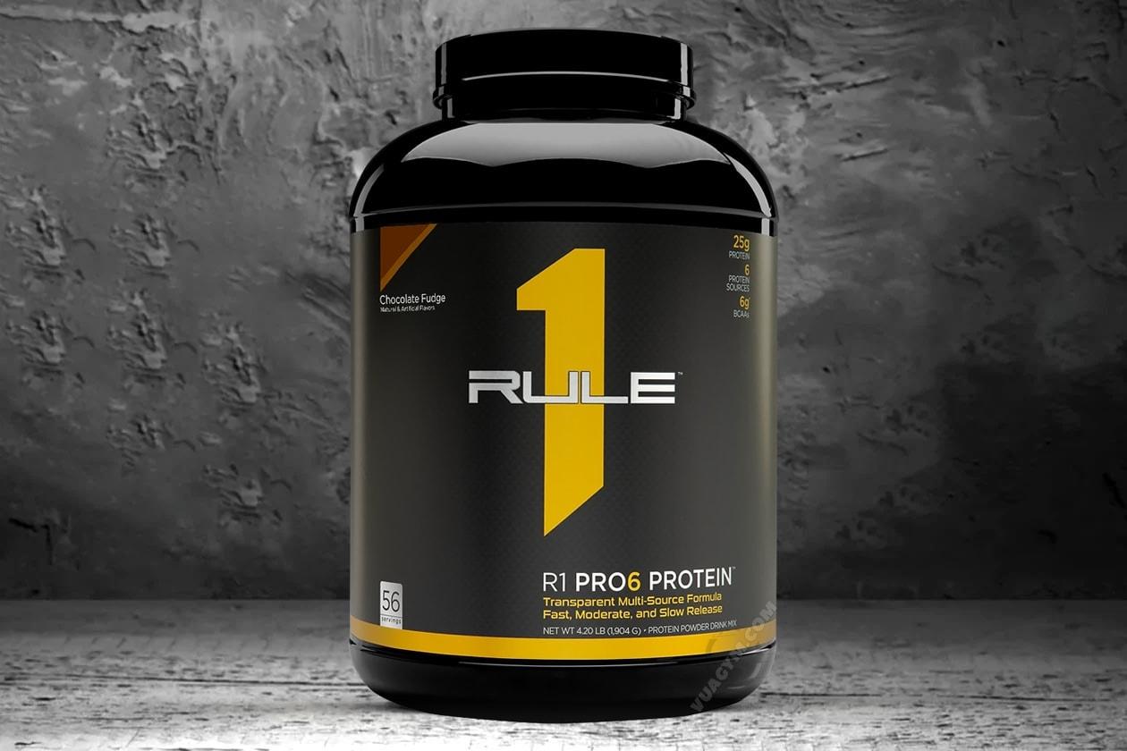 Rule 1 - R1 Pro6 Protein (56 lần dùng) - mmo ta