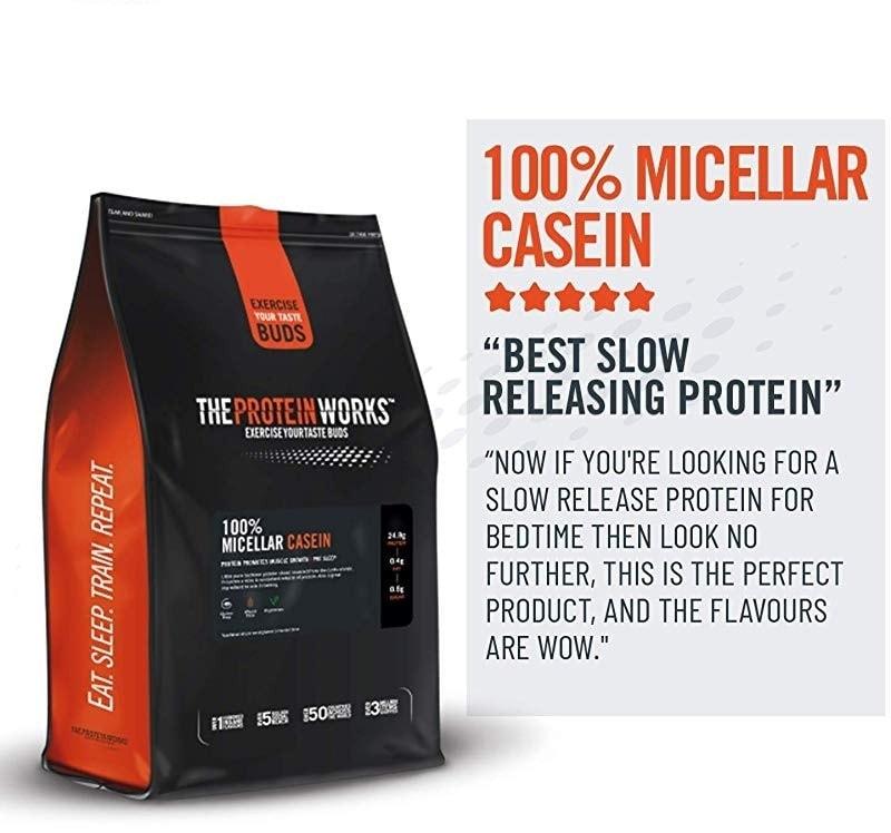 TPW - 100% Micellar Casein (1KG) - original