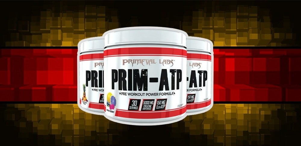 Primeval Labs - Prim-ATP (30 lần dùng) - primatp