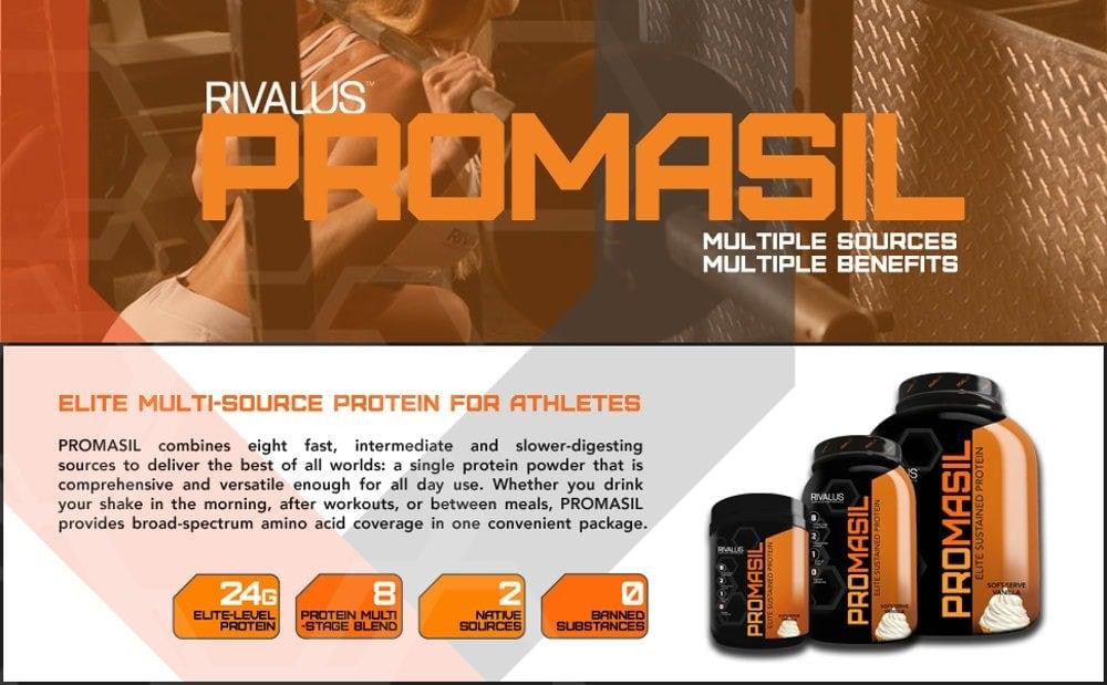 Rivalus - Promasil (5 Lbs) - promasil 1