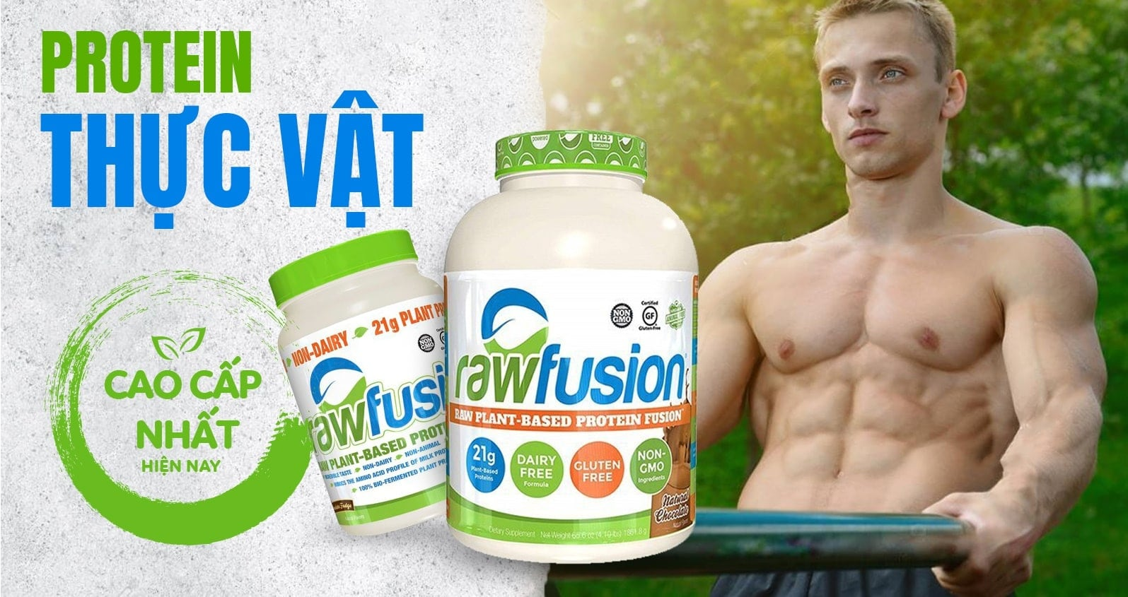 SAN - RawFusion (4 Lbs) - protein