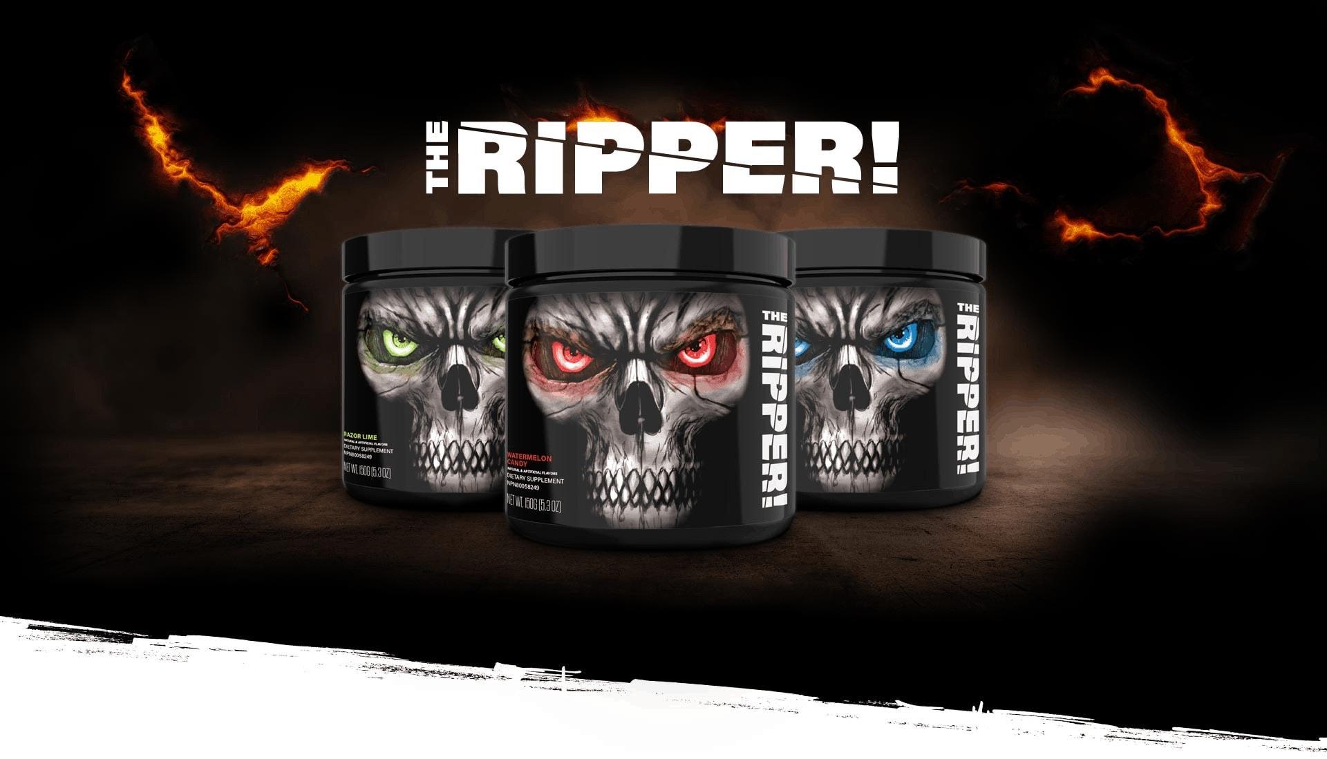JNX Sports - The Ripper (30 lần dùng) - ripper