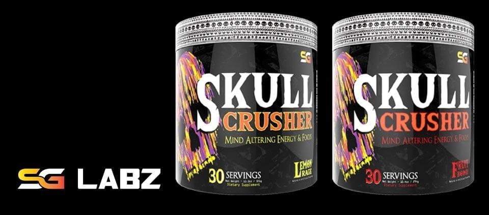 SG Labz - Skull Crusher (40 lần dùng) - sg labz skull crusher slide