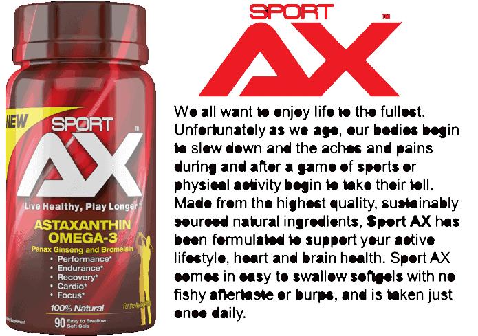 Pure Polar - Sport AX Astaxanthin Omega-3 (90 viên) - sport ax astaxanthin omega 3 90 caps
