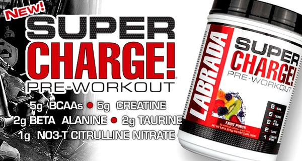Labrada - Super Charge (25 lần dùng) - supercharge