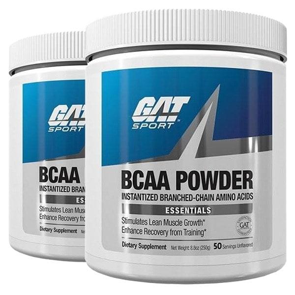GAT Sport - Instantized BCAA Powder (50 lần dùng) - unnamed file 1