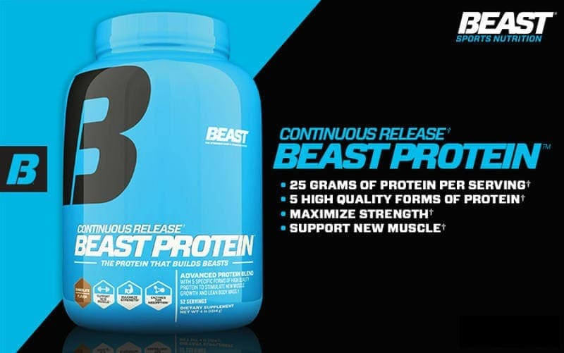 Beast Sports - Beast Protein (4 Lbs) - unnamed file