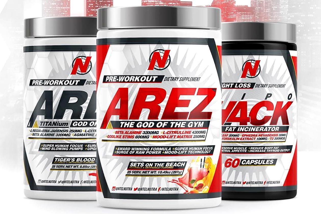 NTel - AREZ Titanium (25 lần dùng) - where to buy arez