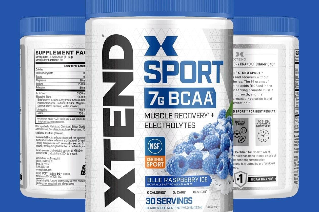 Scivation - XTEND Sport (30 lần dùng) - xtend sport