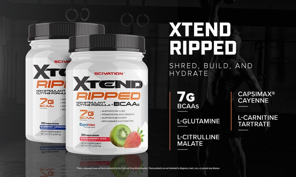 Scivation - Xtend Ripped (Sample) - xtendripped banner