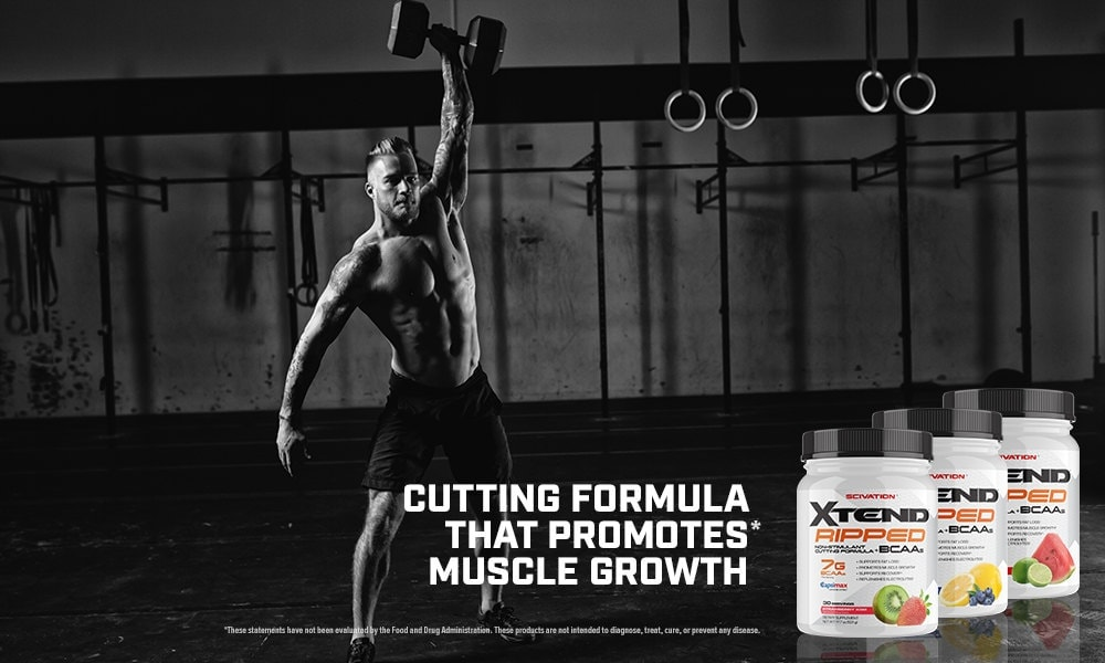 Scivation - Xtend Ripped (Sample) -